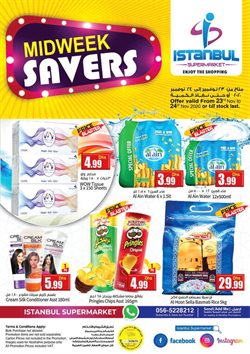 Istanbul Supermarket catalogue ( Expires today )