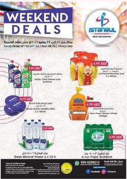 Istanbul Supermarket catalogue ( Expired)