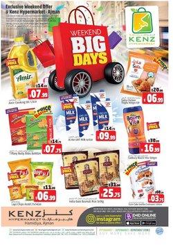 Kenz Hypermarket catalogue ( Expires tomorrow )