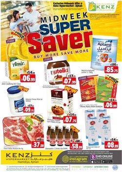 Kenz Hypermarket offers in the Kenz Hypermarket catalogue ( 1 day ago)