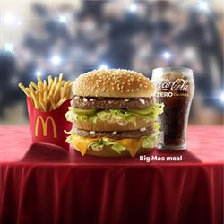Restaurants offers in the McDonald's catalogue in Abu Dhabi