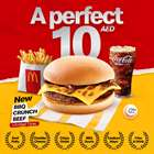 Restaurants offers in the McDonald's catalogue in Umm al-Quwain ( 28 days left )