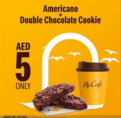 Restaurants offers in the McDonald's catalogue in Sharjah ( 19 days left )