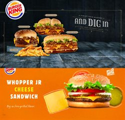 Burger King offers in the Dubai catalogue