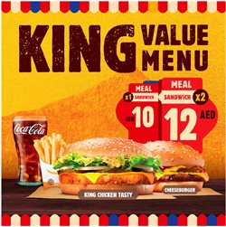 Burger King catalogue ( 9 days left )