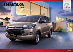 Toyota offers in the Dubai catalogue