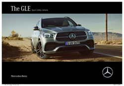 Mercedes Benz offers in the Mercedes Benz catalogue ( 6 days left)