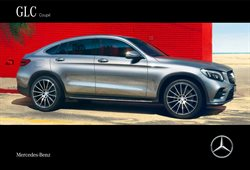 Mercedes Benz offers in the Dubai catalogue