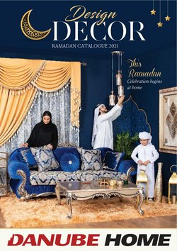 Danube Home catalogue in Ajman ( 23 days left )