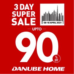 Danube Home catalogue in Ajman ( Expired )