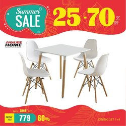 Home & Furniture offers in the Danube Home catalogue ( 15 days left)