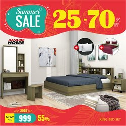 Home & Furniture offers in the Danube Home catalogue ( Expires today)