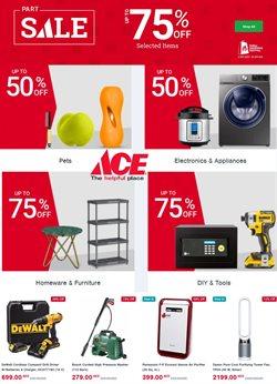 Ace catalogue ( 3 days left )