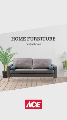 Home & Furniture offers in the Ace catalogue ( 7 days left)