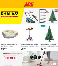 Ace offers in the Ace catalogue ( 13 days left)