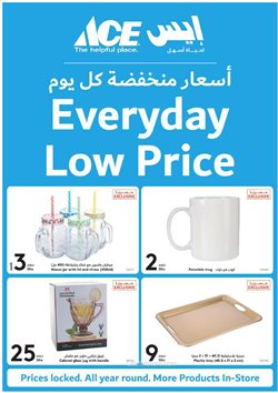 Ace offers in the Dubai catalogue