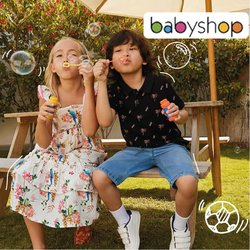 Babies, Kids & Toys offers in the Babyshop catalogue ( More than a month)
