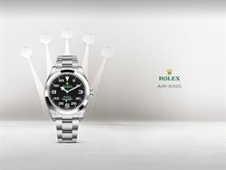 Rolex catalogue in Dubai ( 18 days left )