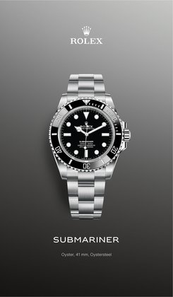 Rolex offers in the Rolex catalogue ( 5 days left)