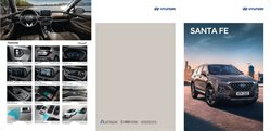 Hyundai catalogue ( More than a month )