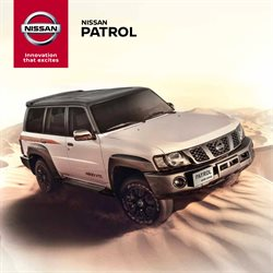 Nissan catalogue ( More than a month )