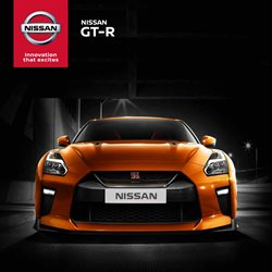 Nissan offers in the Sharjah catalogue