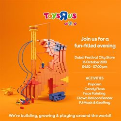 Babies, Kids & Toys offers in the Toys R Us catalogue in Ajman