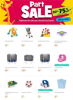 Babies, Kids & Toys offers in the Toys R Us catalogue in Abu Dhabi