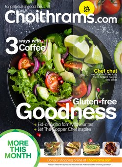 Groceries offers in the Choitrams catalogue ( 5 days left)