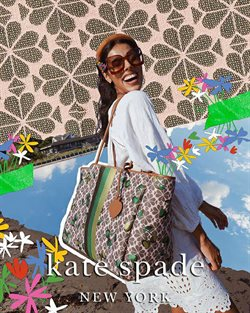Clothes, Shoes & Accessories offers in the Kate Spade catalogue in Fujairah ( 3 days left )