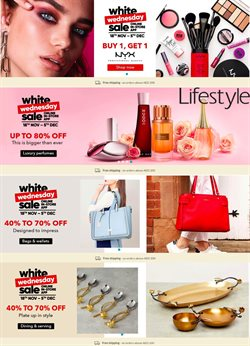 Lifestyle catalogue ( Published today )