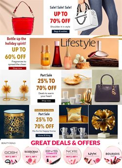 Lifestyle catalogue ( Expired )