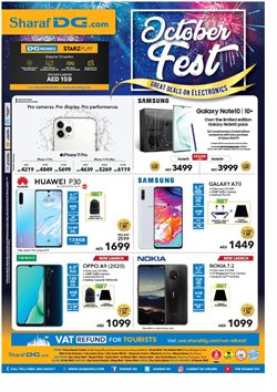 Department Stores offers in the Sharaf DG catalogue in Al Ain