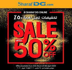 Sharaf DG catalogue in Dubai ( 2 days left )