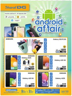 Department Stores offers in the Sharaf DG catalogue ( Expires today)