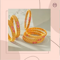 Clothes, Shoes & Accessories offers in the Malabar Gold catalogue ( 2 days left)