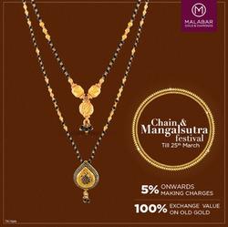 Malabar Gold offers in the Dubai catalogue