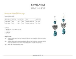 Offers of Jewellery in Swarovski