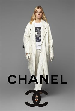 Chanel catalogue ( Published today )