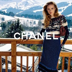 Chanel offers in the Chanel catalogue ( More than a month)