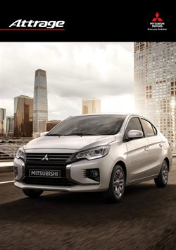 Mitsubishi offers in the Mitsubishi catalogue ( More than a month)