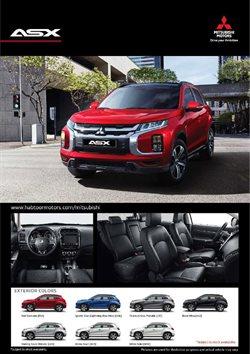 Mitsubishi offers in the Mitsubishi catalogue ( 17 days left)