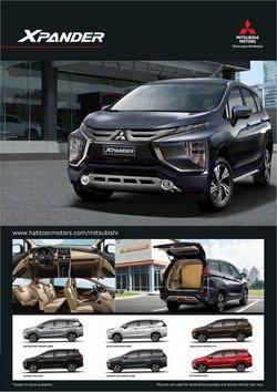 Mitsubishi offers in the Mitsubishi catalogue ( 8 days left)