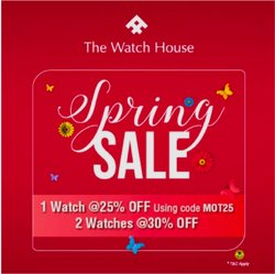 The Watch House catalogue in Al Ain ( 11 days left )