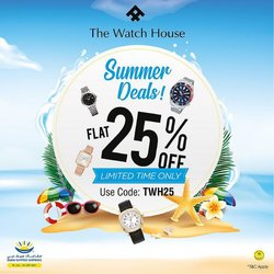 Clothes, Shoes & Accessories offers in the The Watch House catalogue ( More than a month)