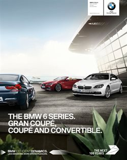 BMW offers in the Dubai catalogue
