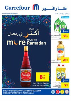 Carrefour catalogue in Dubai ( 1 day ago )