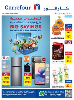 Groceries offers in the Carrefour catalogue ( 5 days left)