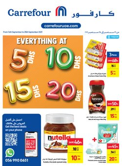 Groceries offers in the Carrefour catalogue ( 7 days left)