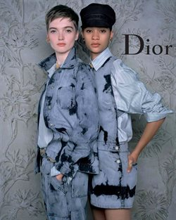 Dior catalogue in Sharjah ( More than a month )